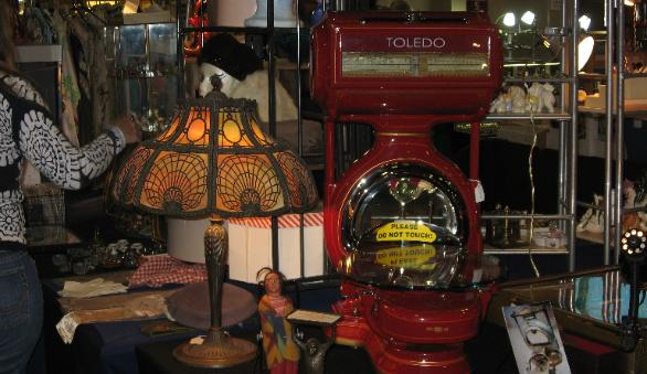 Annual Antique Show Auburn